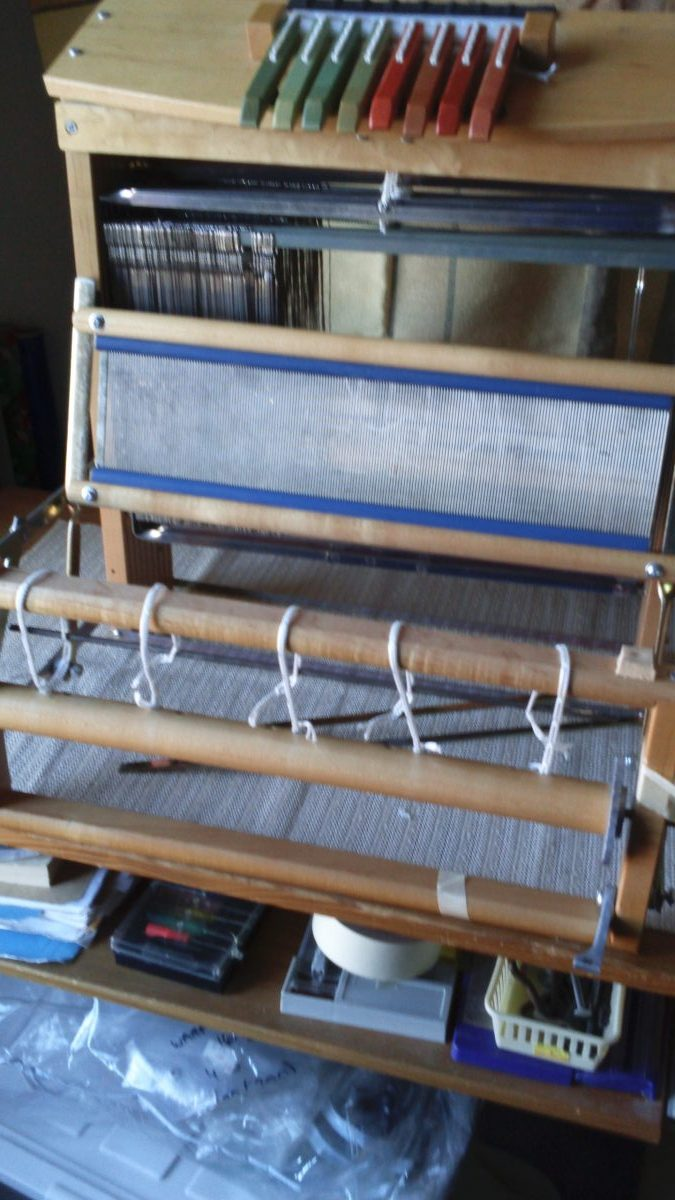 Dorothy Voyageur 8 Shaft Loom