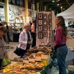 Mississippi Valley Fibre Festival vendors sale knitting weaving spinning