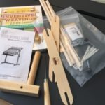 rigid heddle loom_for sale_almost new_with accessories_3