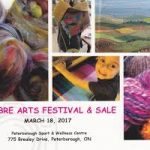 Peterborough Fibre Arts Festival and Sale