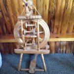 Sephora Maple Spinning Wheel