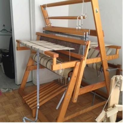 LeClerc 4 Shaft Counterbalance Loom